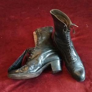 Enna Jetticks calf laced boots